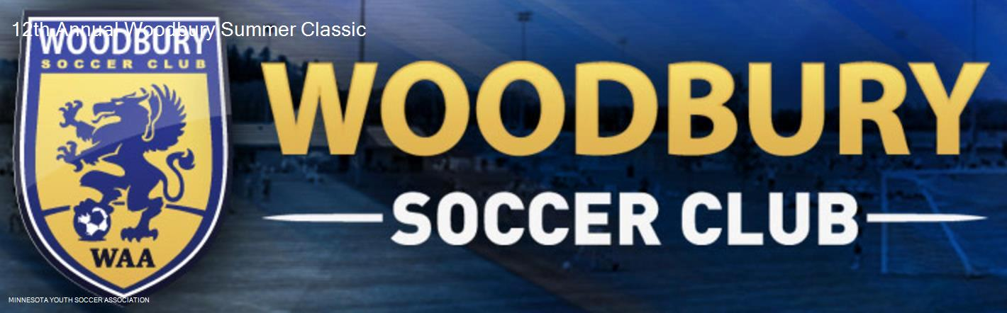 12th Annual Woodbury Summer Classic (U13-U19) banner